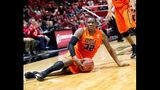 Oregon State player suspended for tripping ref