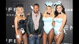 'Playboy' debuts non-nude at Super Bowl party
