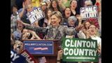 Bill Clinton seeks one more New Hampshire comeback