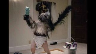 Will Puppymonkeybaby haunt your dreams?