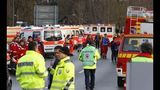 At least 8 dead, 150 injured after German train collision