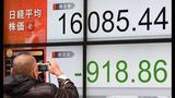 Tokyo stocks slide 5%  in worst day in 6 months amid growth fears