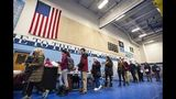 New Hampshire votes: What's happening right now