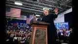 Sanders: Win 'will echo from Wall Street to Washington'