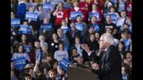 Sanders faces new test with minority voters