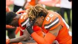 Browns' Bryant indicted on felony drug charges