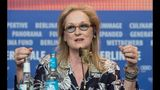Streep responds to diversity flap: 'We're all Africans, really'
