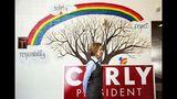 Fiorina's campaign longest yet among GOP women