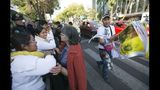 Mexico City pulsing with excitement as pope lands
