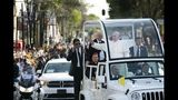 Pope in Mexico: Emotion, thrills, stumbles