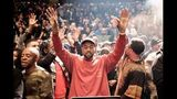 Review: Kanye West reaches peak on soulful 'Pablo'