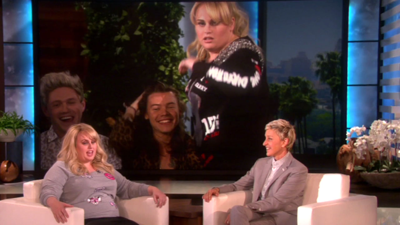 Why One Direction Fans Were Sending Rebel Wilson Death Threats
