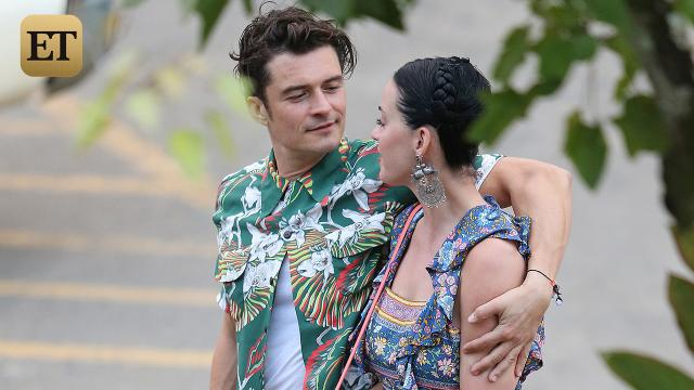 Katy Perry and Orlando Bloom appear to confirm romance on Hawaiian holiday