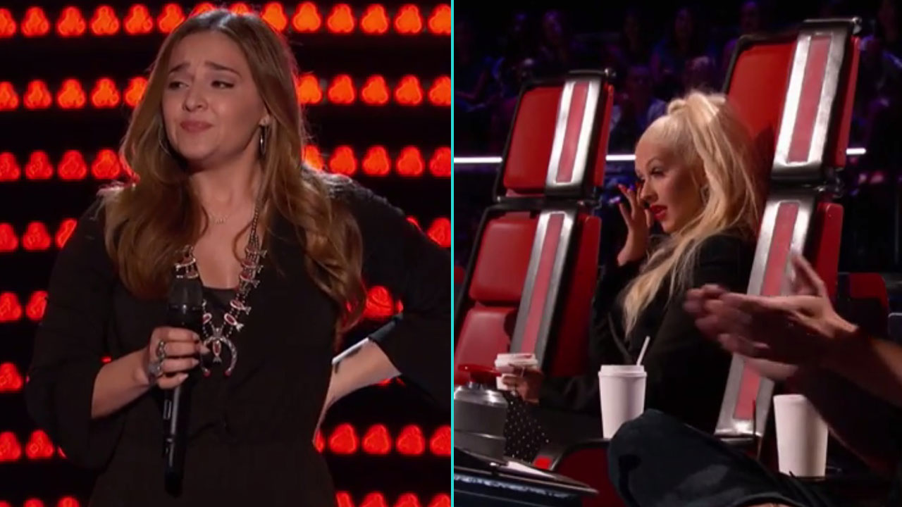 The Voice 2016 Spoilers: Alisan Porter Blind Audition