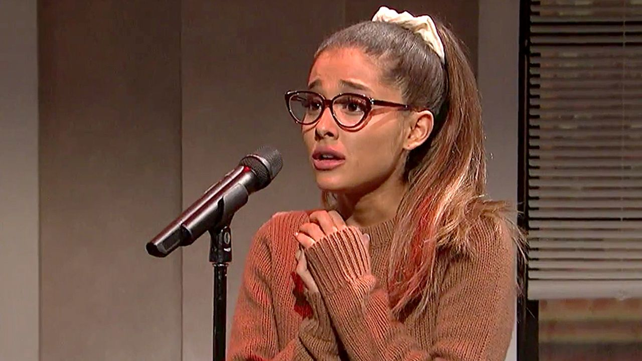 Celine Dion has unexpected reaction to Ariana Grande's 'SNL' impersonation