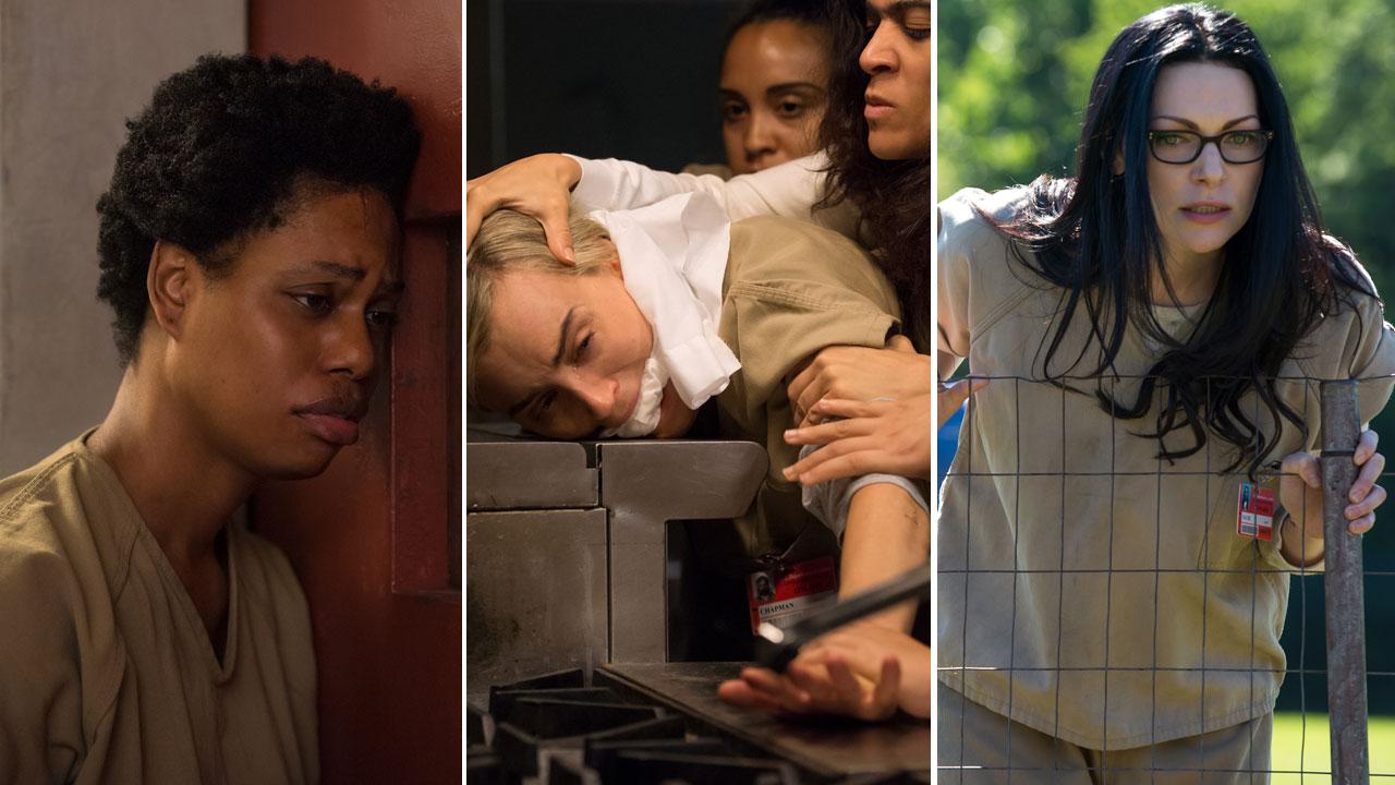 'Orange is the New Black' Season 4 Photos Revealed