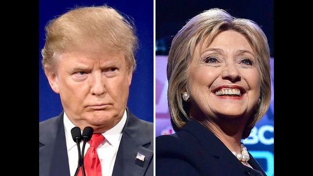 Trump, Clinton each boast about military support. | 13NEWSNOW.com