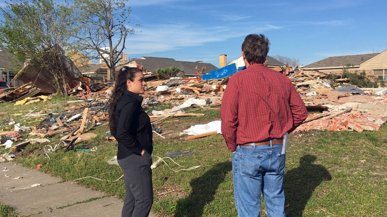 Wrong duplex demolished near Dallas after 2015 tornado