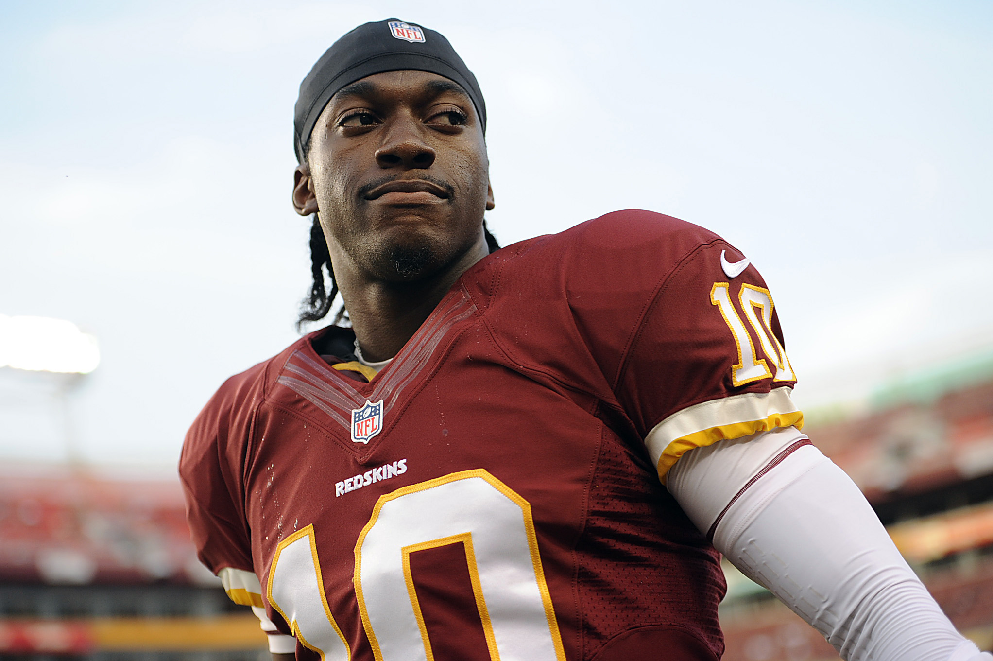 Will Robert Griffin III Signing Change Browns' Draft Plans?