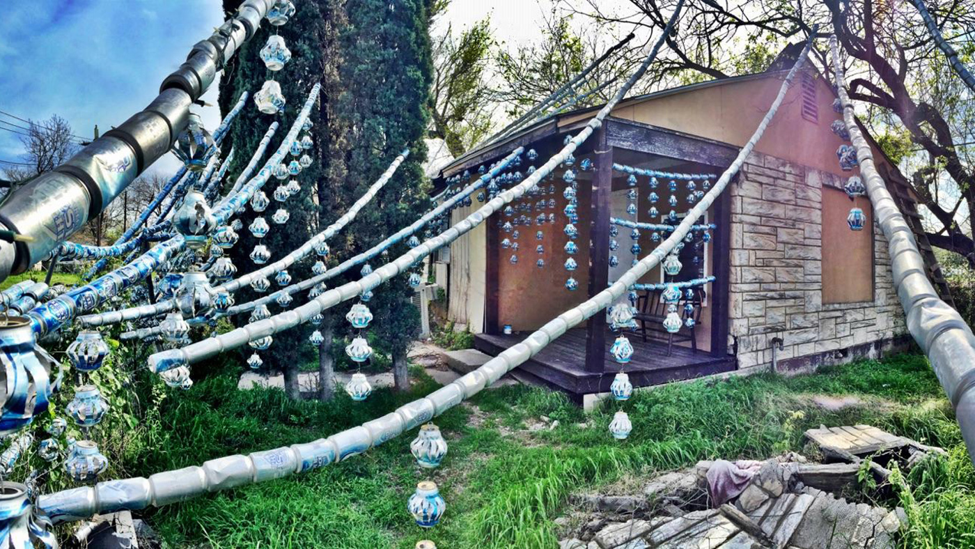 beer can house  in fort worth is sold khou com house and yard for sale hertfordshire house and yard flea treatment