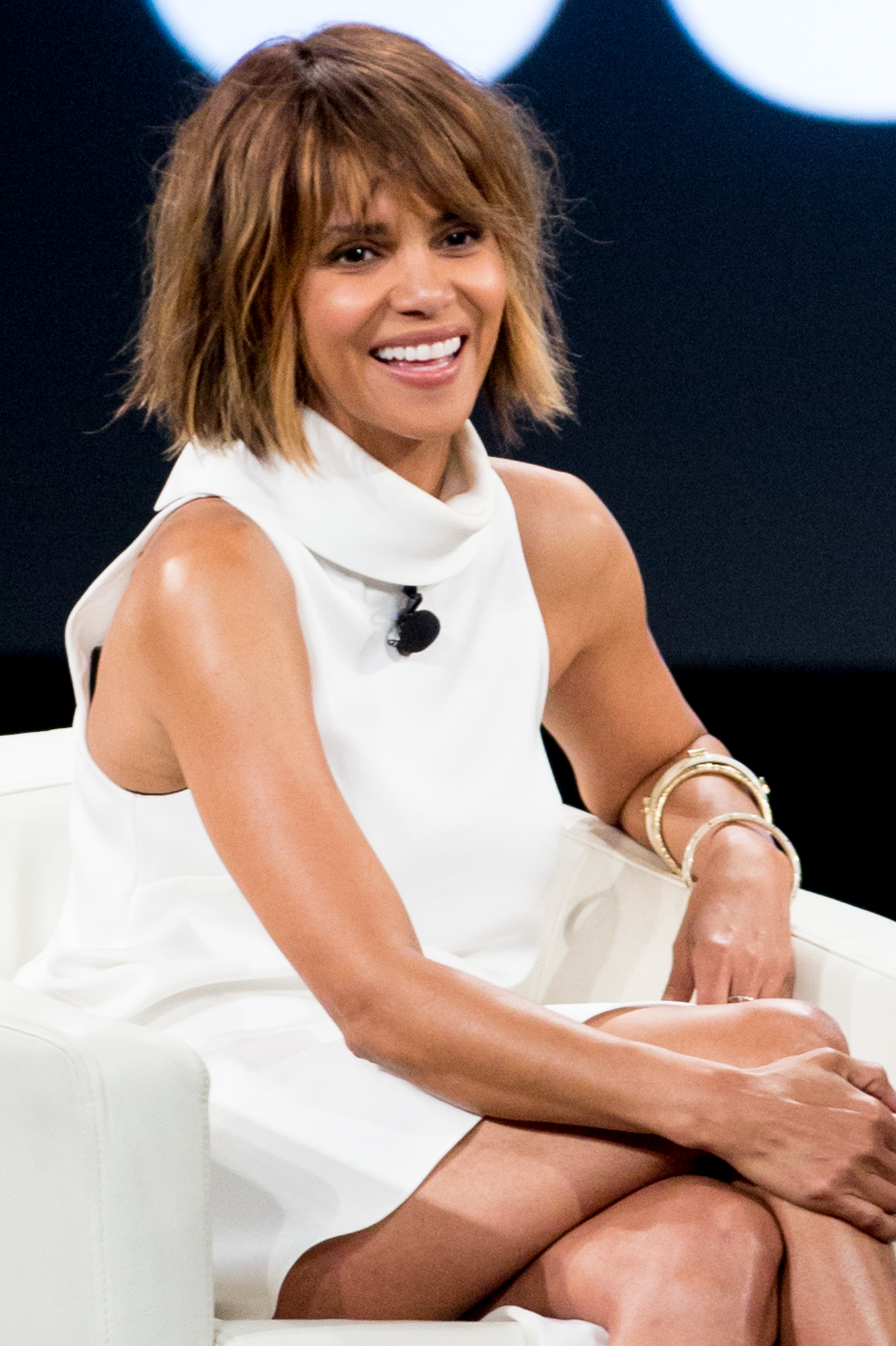 9news.com | Halle Berry goes au naturel in first Instagram ... Halle Berry Instagram