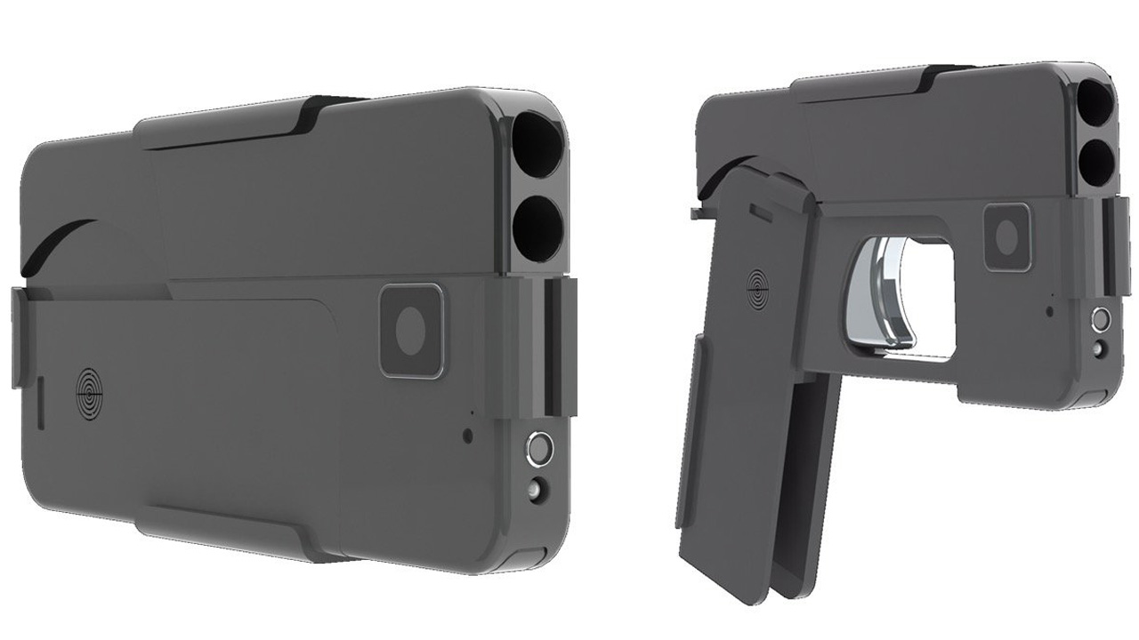 Company invents gun that looks like a cell phone 12news com