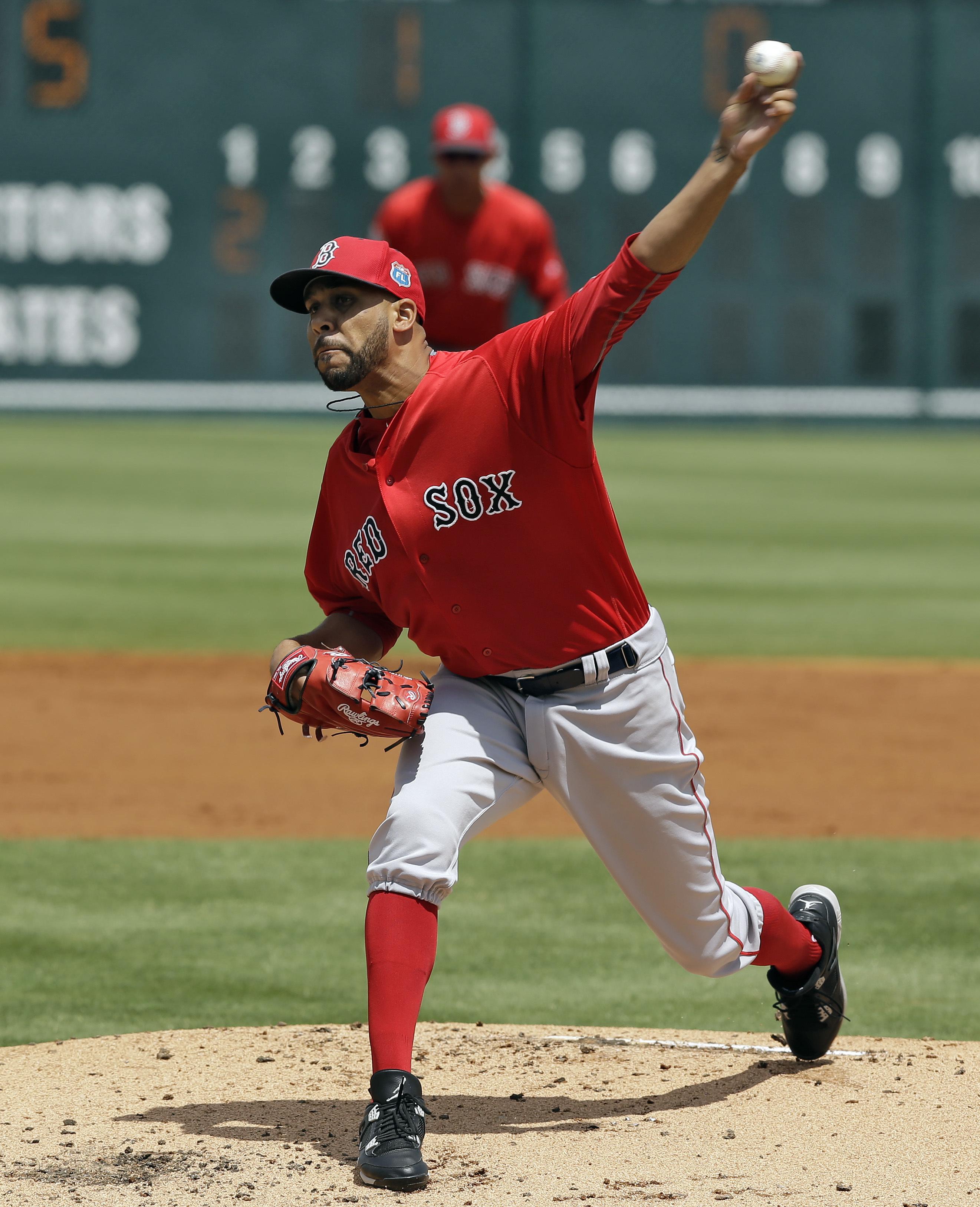 David Price Red Sox
