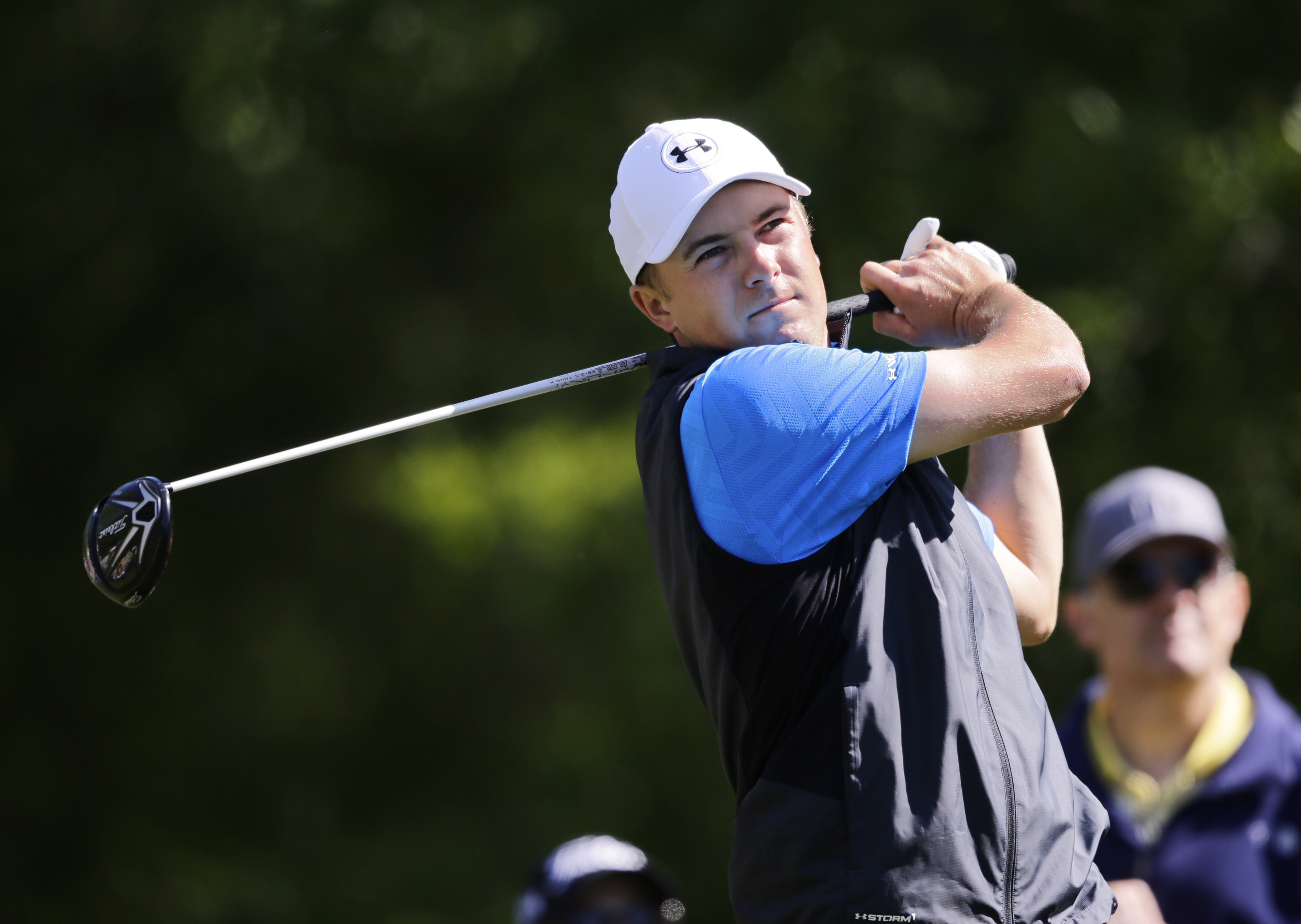 A high golf iq jordan spieth scores with for Plenty of fish albany ny