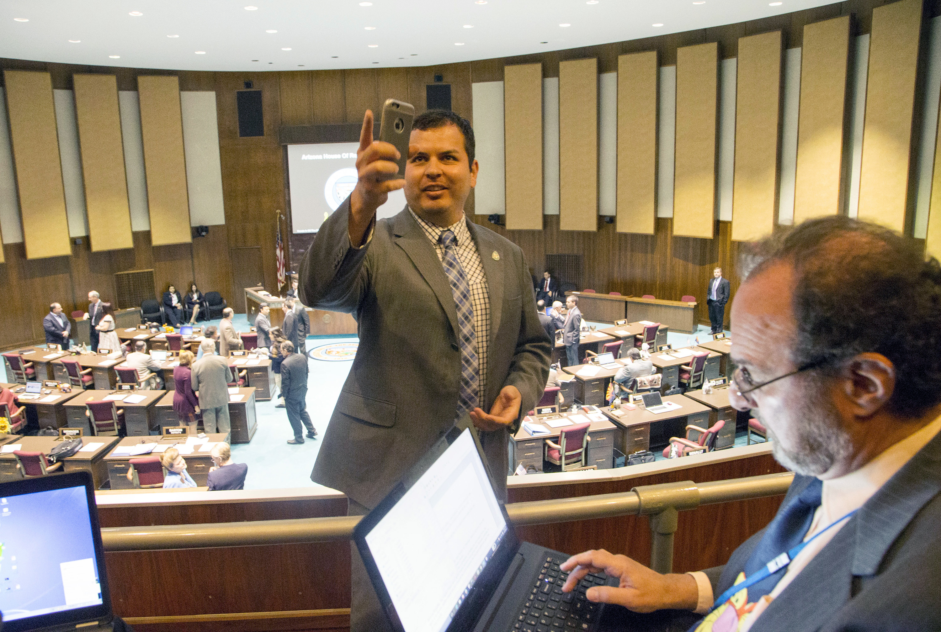 Ariz house speaker moves reporters from floor for Floor action definition