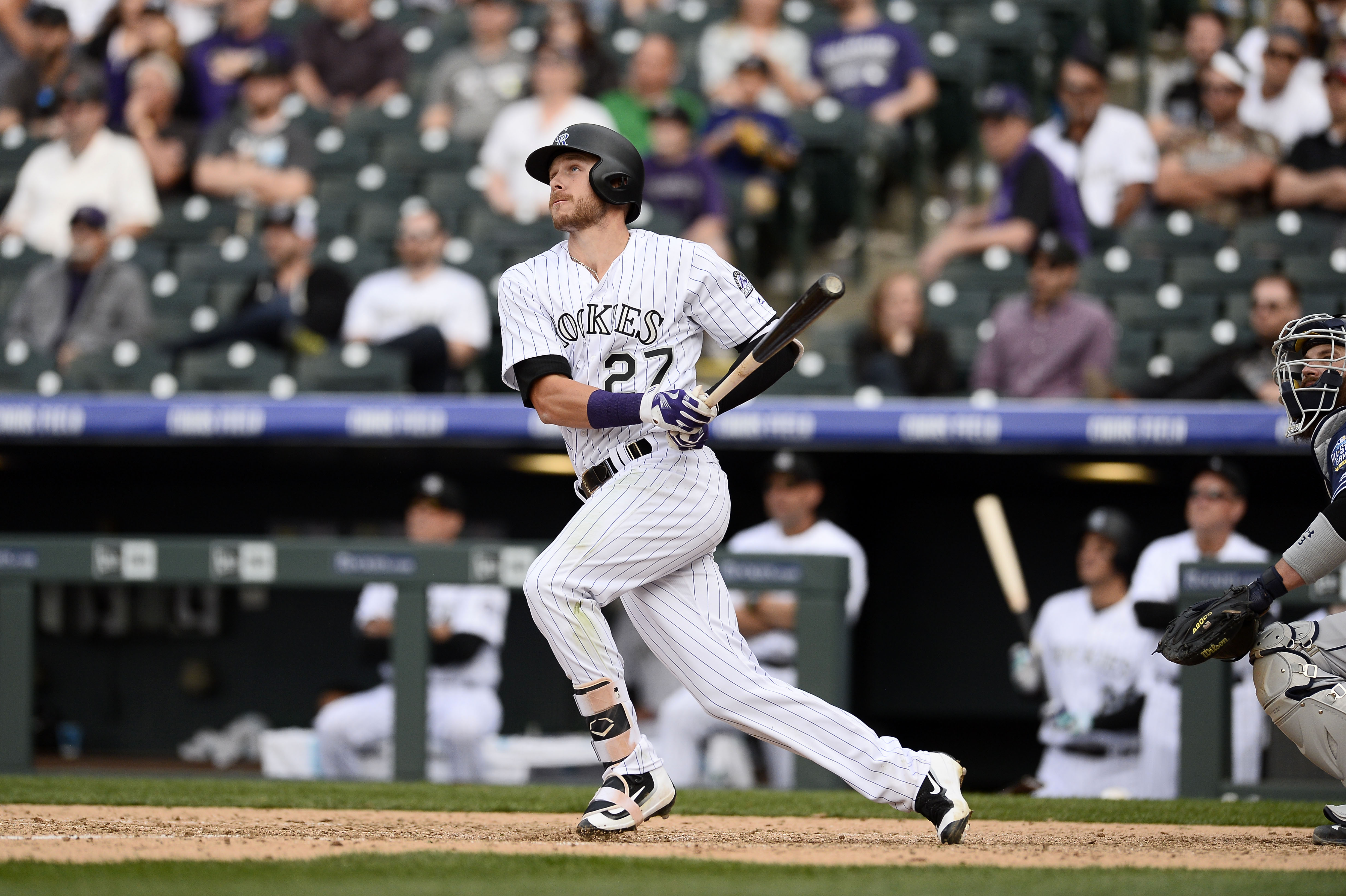 12news trevor story hits two more homers but padres