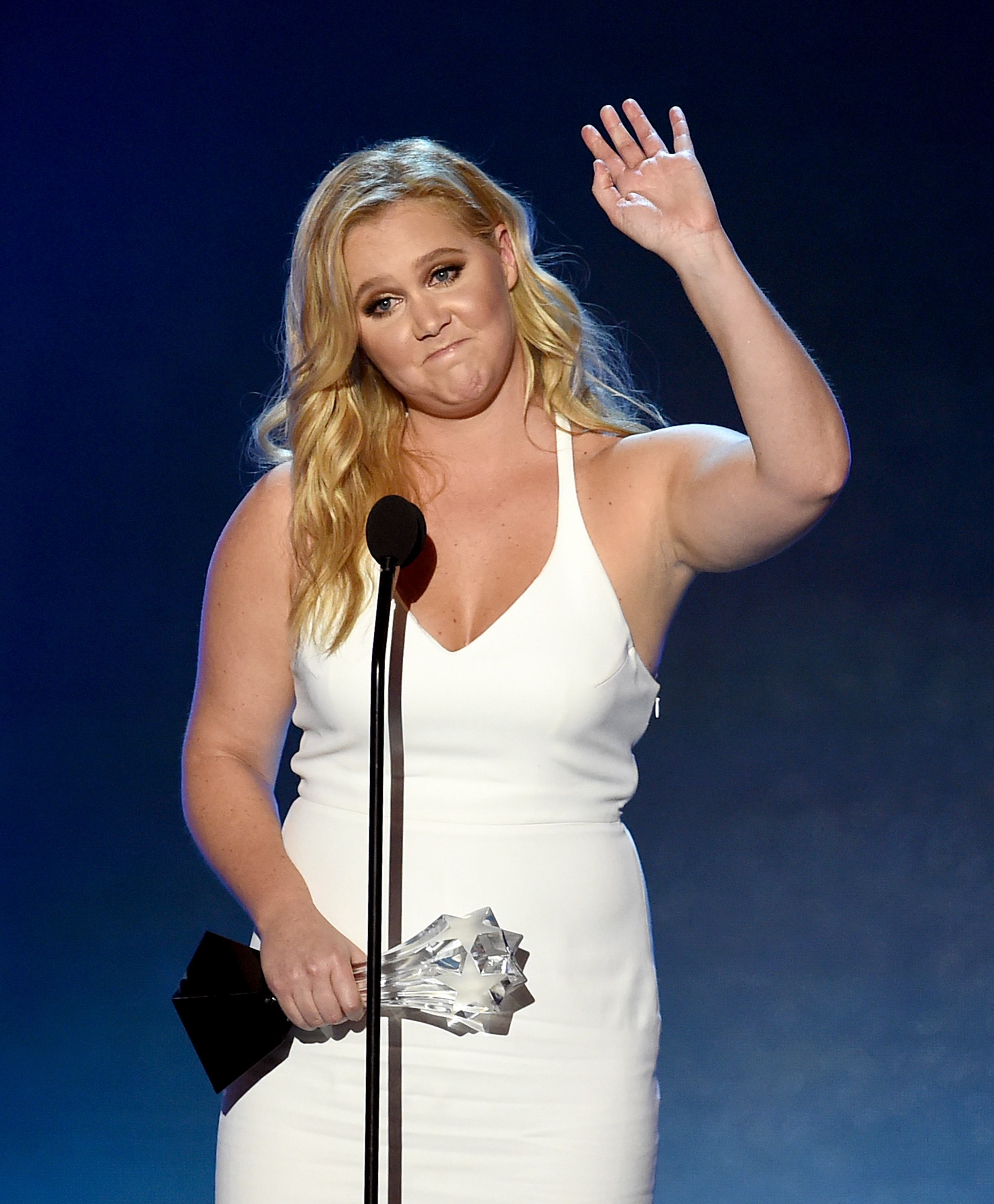 Amy Schumer Told The Funniest Story About Meeting Her Boyfriend's Mom