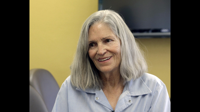 report parole recommended for manson follower houten