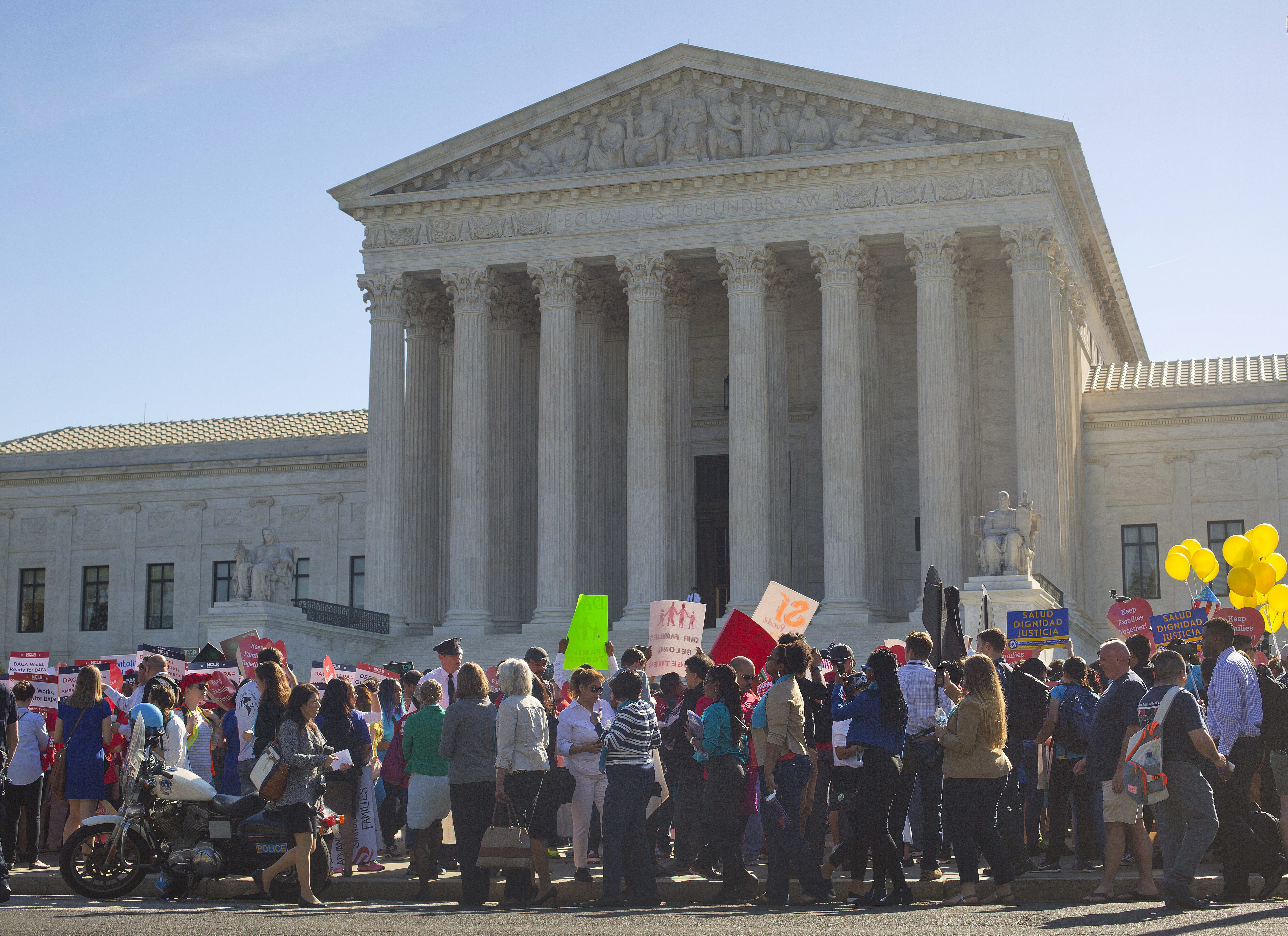a review of an immigration case at the us supreme court The case of an undocumented immigrant from brazil who lives on martha's vineyard was argued before the us supreme court monday,and the case has broader implications for how immigration.