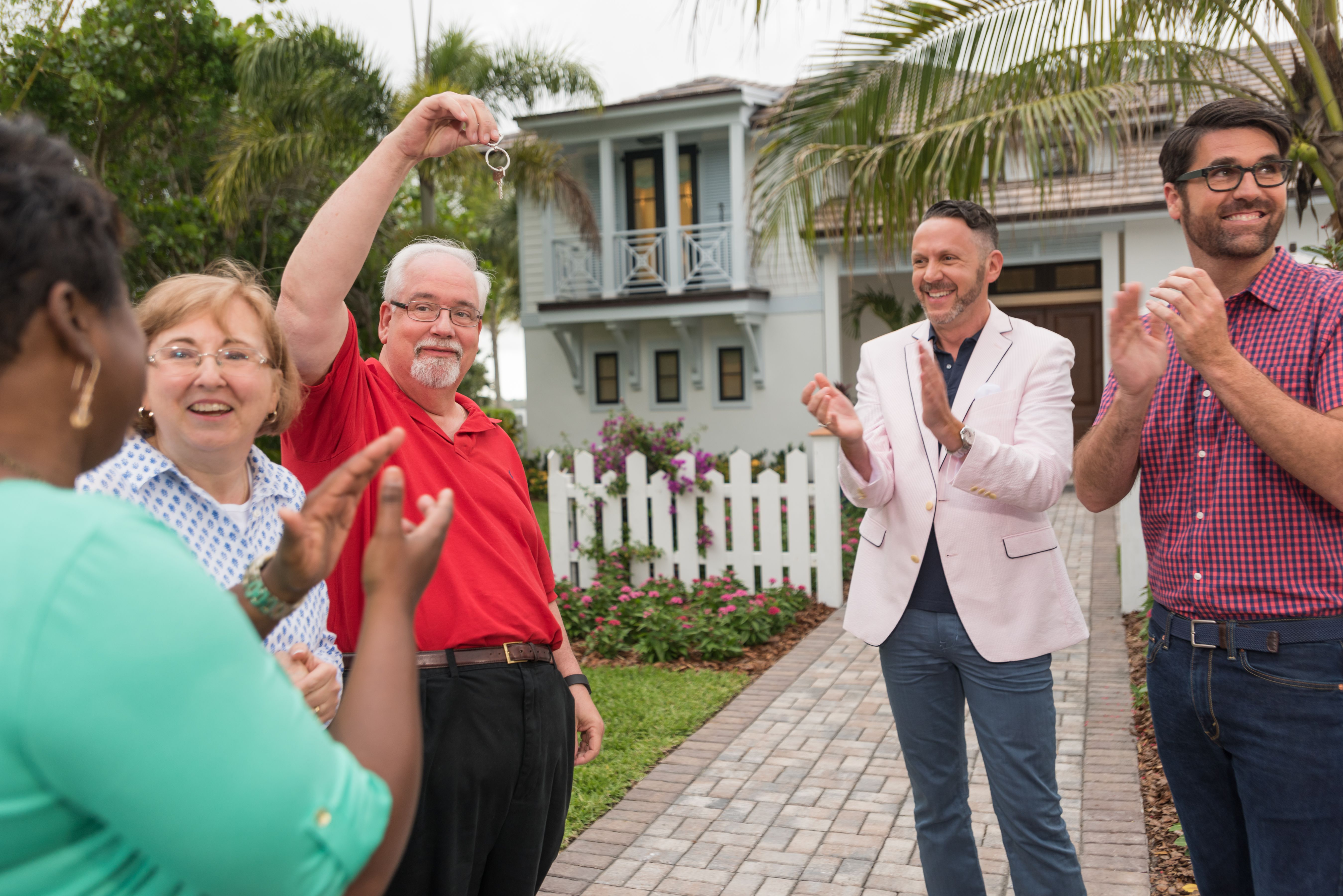 Will hgtv dream home winner keep the house for Hgtv smart home winners where are they now