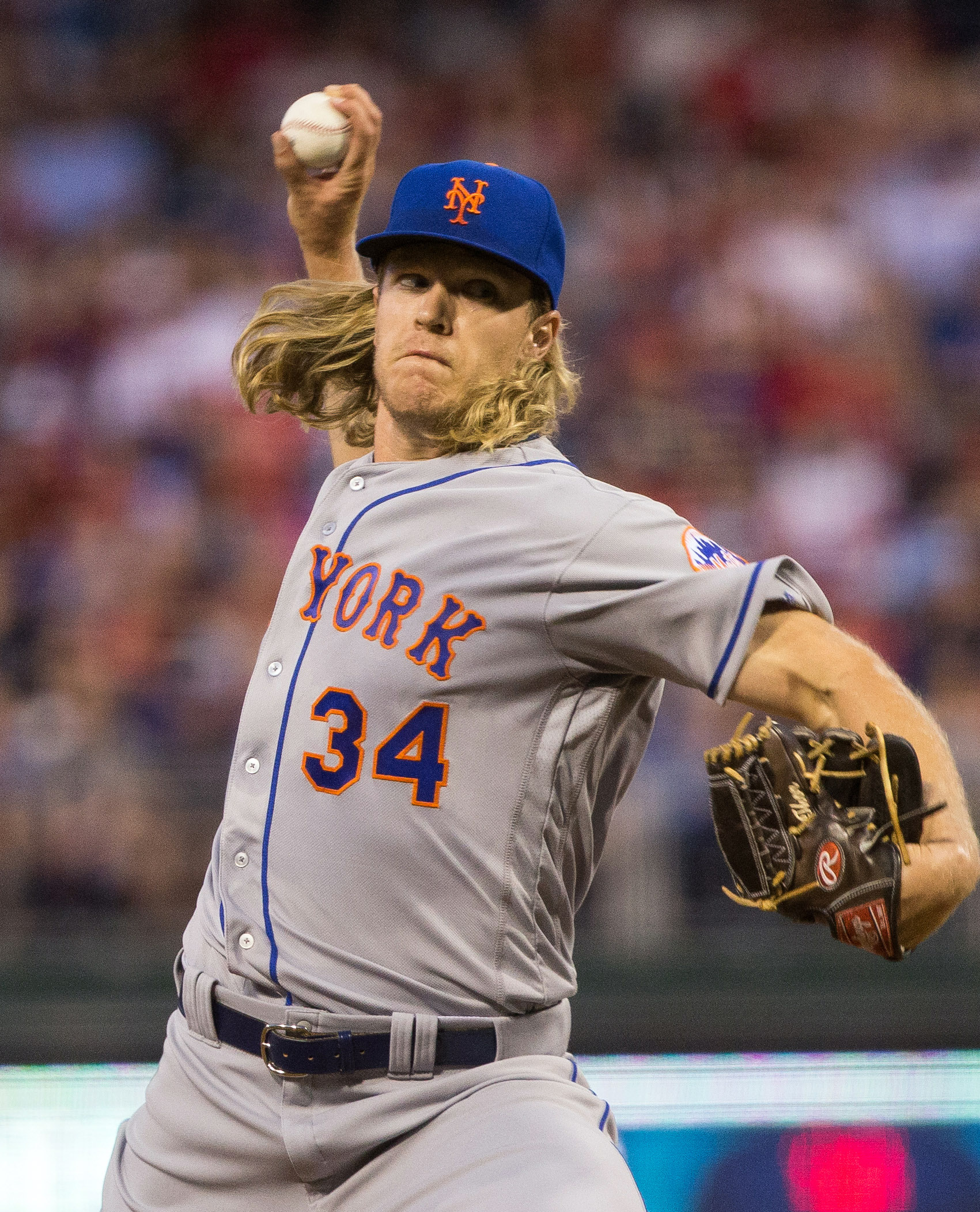 12news.com | David Wright, Noah Syndergaard power Mets ...