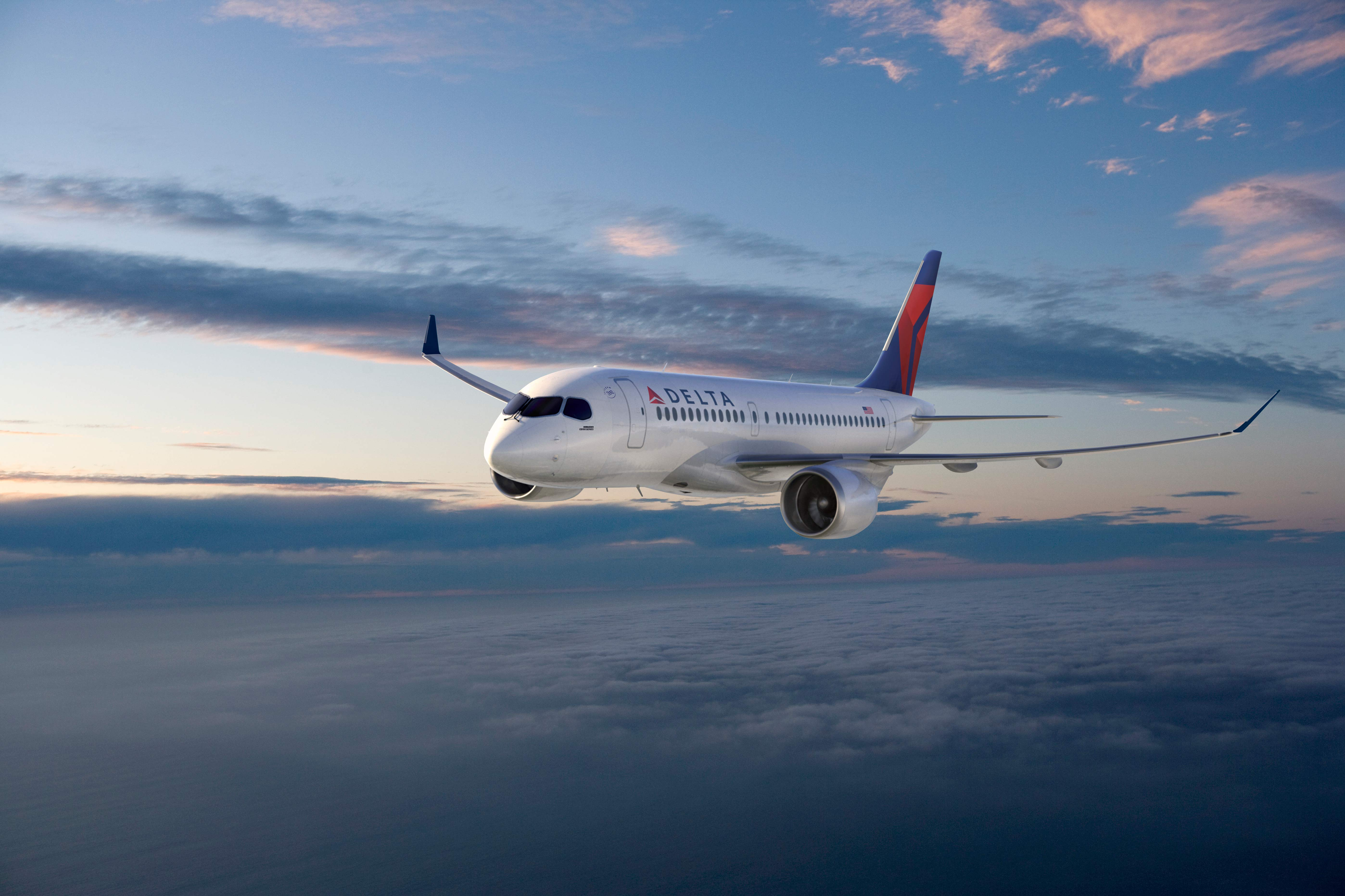 Delta buys 75 new Bombardier jets