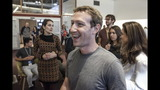 Facebook is now 6th most valuable in S&P 500