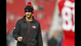 Colin Kaepernick started Thursday as a 49er, but will he move by day's end?