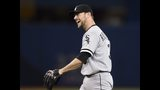 White Sox place closer Robertson on bereavement list