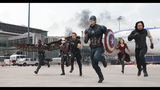Paul Rudd lived the dream, ran around the 'Civil War' set with Cap's shield