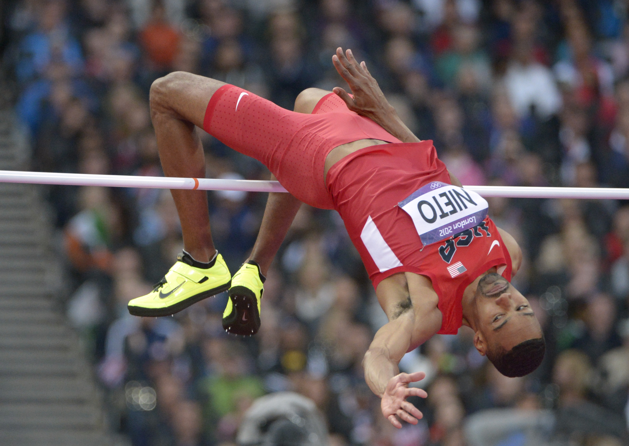 olympic high jumper paralyzed after backflip mishap