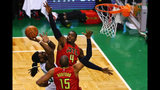 Hawks rout Celtics in Game 6, advance to second round vs. Cavaliers