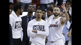 NBA says Wade wasn't fouled in final seconds of Game 5 loss