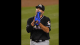 Mattingly's Marlins complete 4-game sweep of Dodgers