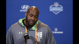 Laremy Tunsil's slide in draft ends when Dolphins pick him