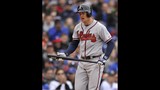 Missed chances, grand slam doom Braves in 6-1 loss to Cubs