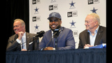 QB question lingers for Cowboys going into draft's final day