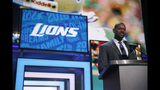 Lions look for skill players on 3rd day of NFL draft