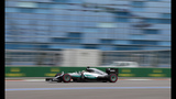 Hamilton fastest in 3rd practice for Russian Grand Prix