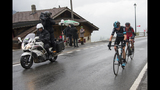 Froome wins Romandie mountain stage, Quintana leads overall